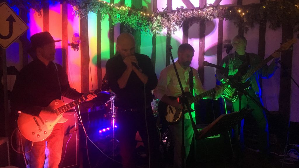 U-Turn at The Plough in Leigh charity gig