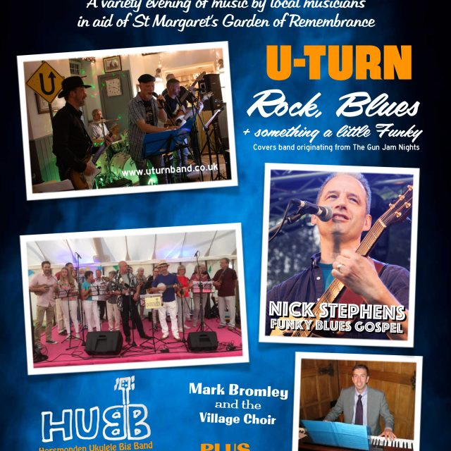 U-Turn Live and Local Horsmonden